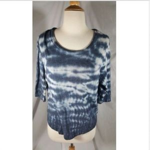 Young Fabulous & Broke Tie Dye Top S cute t-shirt